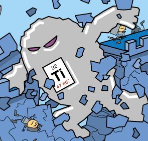 יסודן טיטניום