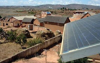 האם כך ייראו הכפרים במדגסקר וב כבר בשנים הקרובות?