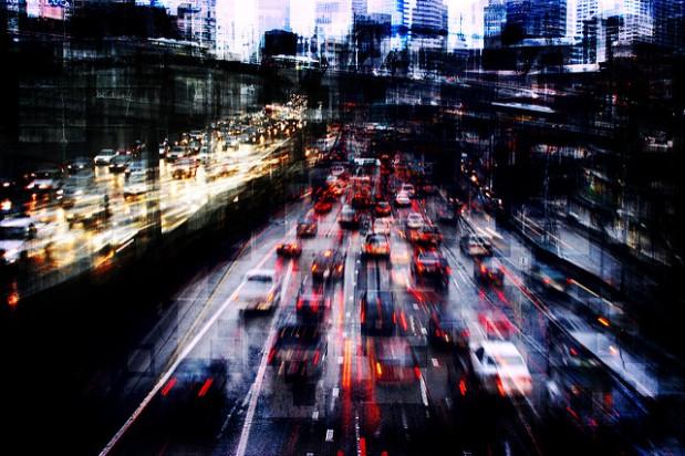 עיר העתיד: רכבים אוטונומיים, רחפניםורובוטים