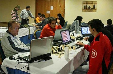 תחרות Freestyle Chess בירדן. מקור.