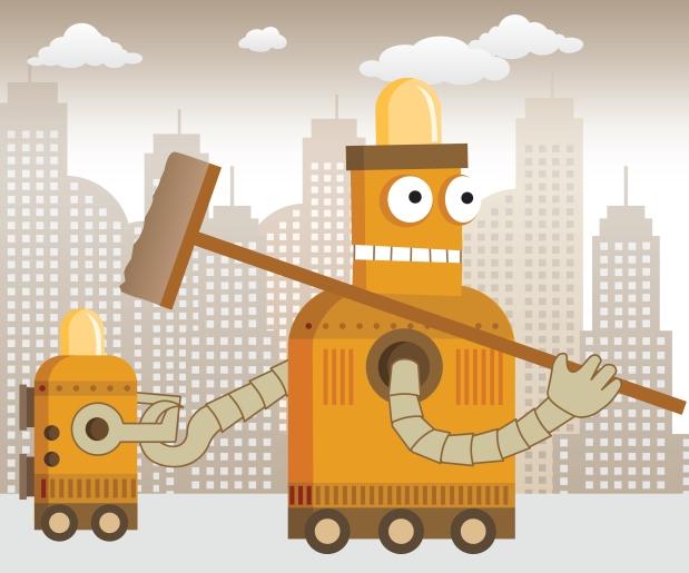 עתיד העבודה: למה כולם פוחדיםמהרובוטים?